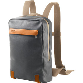 Brooks Pickzip Canvas Backpack small, grey/honey